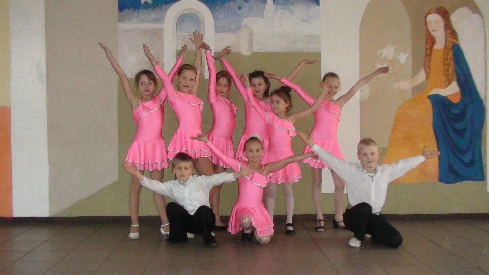 Pramoginių šokių festivalyje Šokio judesy