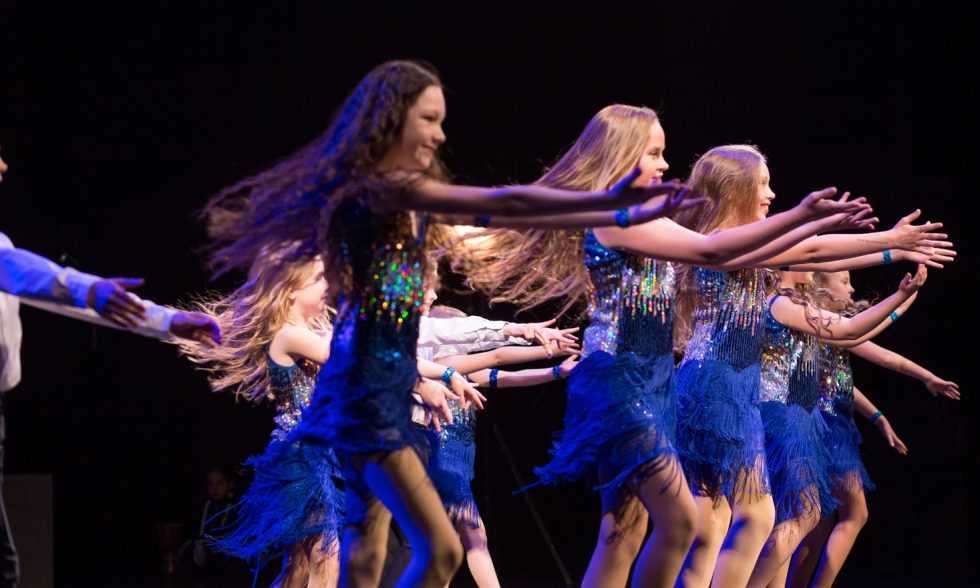 Pramoginis šokis ir scenos estetika