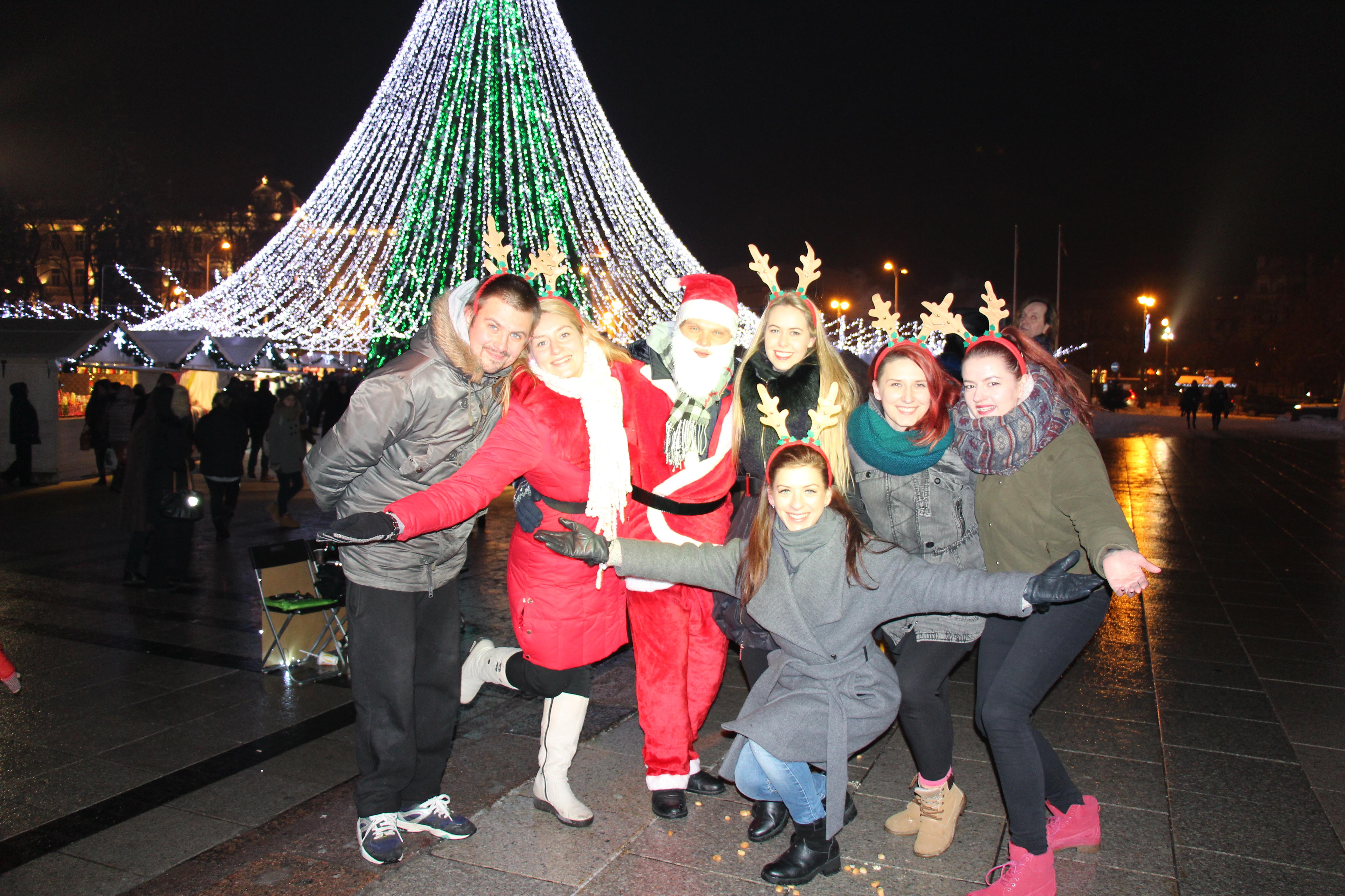 Mūsų Kalėdos 2016