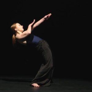Nemokama šiuolaikinio šokio pamoka 7-10 m. vaikams