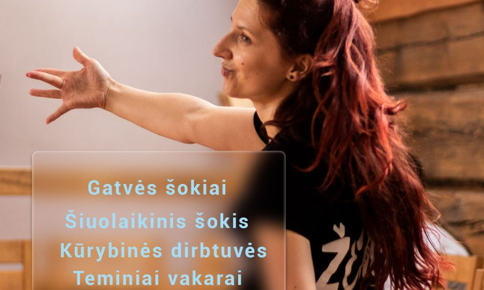 "Stovykla ""Motus dance camp 2020″"